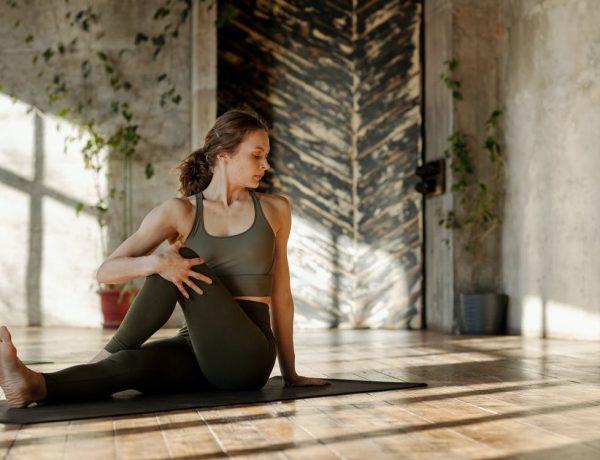Yoga lichaamsscan